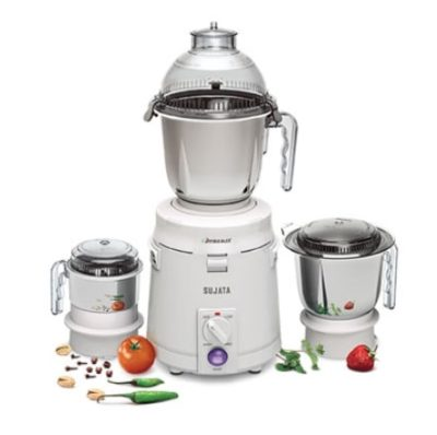 Sujata Mixer Grinder Review- are they worth it? Comparing three of the Sujata's best selling mixer grinders.