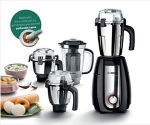 bosch mixer grinder review